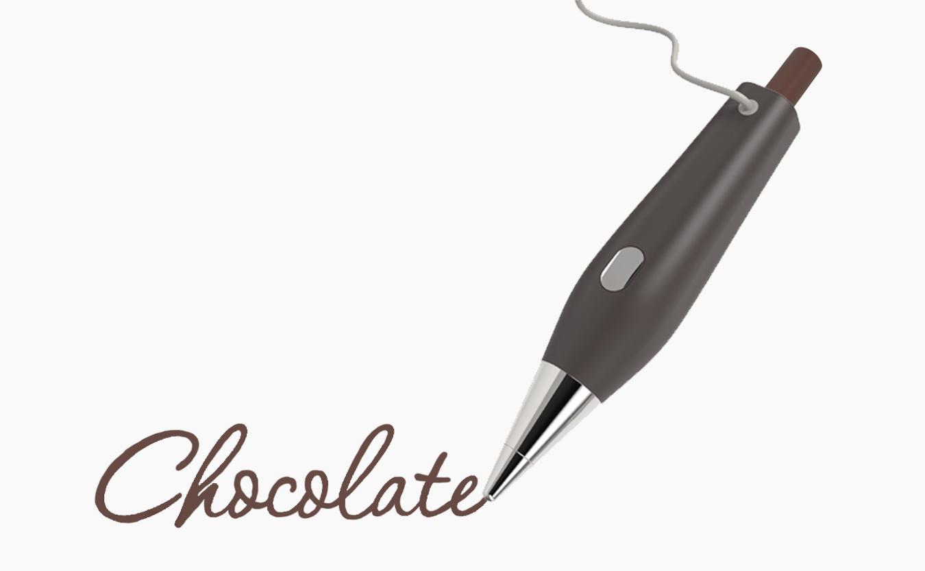 3D Chocolate Pen