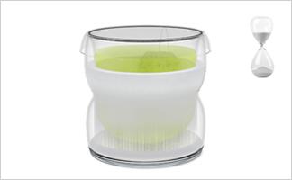 Tea Glass Sand Timer